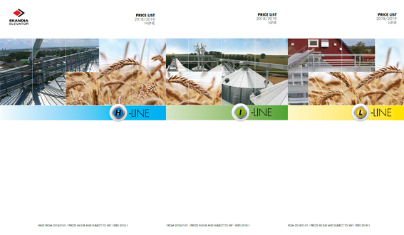 Conveying systems for the grain industry – Skandia Elevator